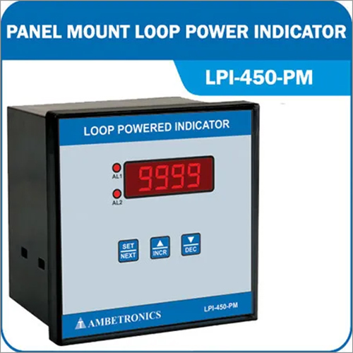 Panel Mount Loop Power Indicator (LPI-450 PM)