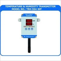Temperature Humidity Transmitter - weatherproof