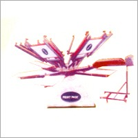 Print Pack Screen Printing Machine