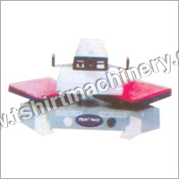 Double Pad Fusing Machine