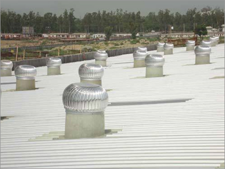 Wind Driven Air Ventilator