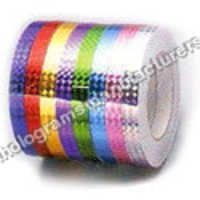 Holographic Self Adhesive Tapes(Prism)