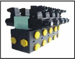Industrial Hydraulic Manifold