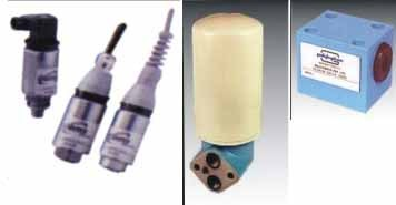 Return Filter/ Shuttle Valve/ Transmitter
