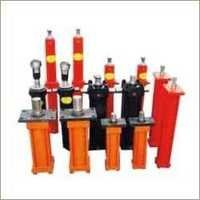 Hydraulic Cylinders Welded Type