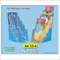Acrylic Brochure Stands