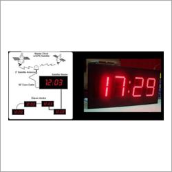 Master Slave LED Clock