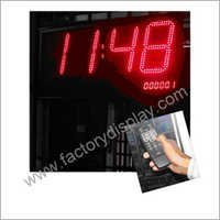 LED Alarm Clock - Shift Alarm Clock