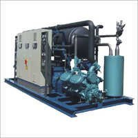 Water Cooled Ammonia Chillers