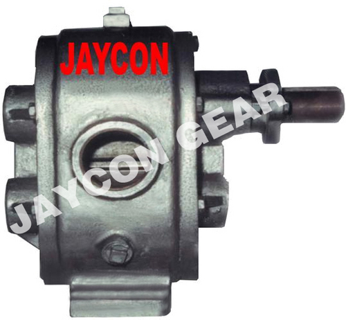 Jacketed Bitumen Pump