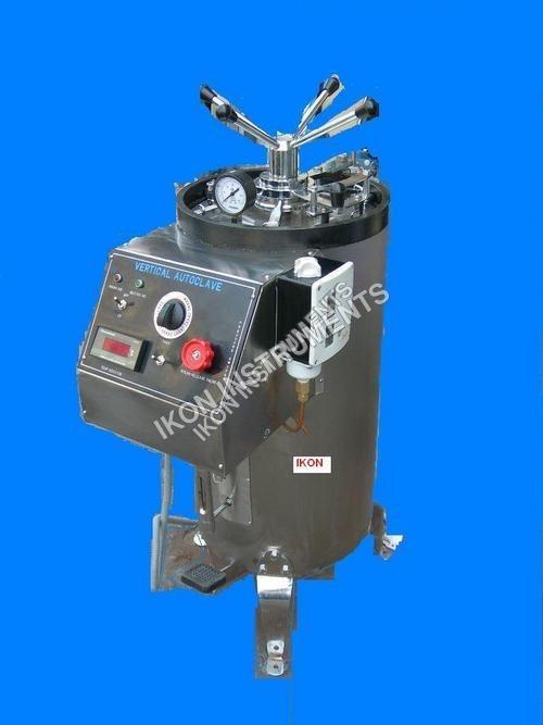 Automatic Vertical Autoclaves