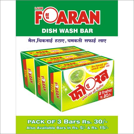 Dish Wash Bars