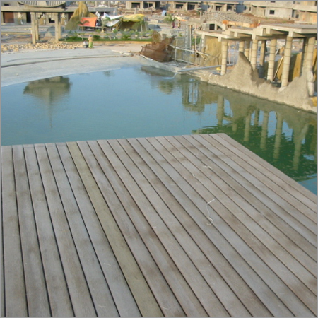 Poolside DeckingPoolside Decking