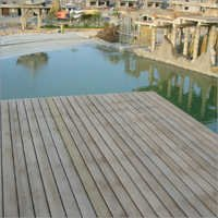 Poolside DeckingPoolside Decking