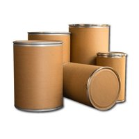 Thermocol Fiber Drums
