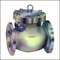 Jacketed Check Valves