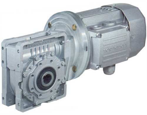 Worm Reduction Geared Motor