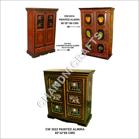 Decorative Painted Cabinets
