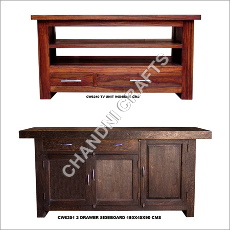 Wooden Drawer Sideboards