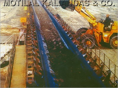 Industrial Rubber Conveyor Belt