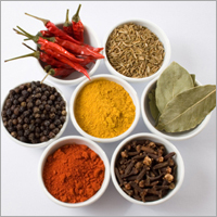 Spices Food Colors