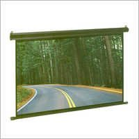 Electric Motorised Screens