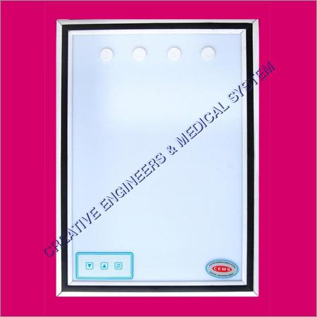 Single Plate X-Ray Panel