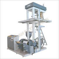 Plastic Blown Film Machine