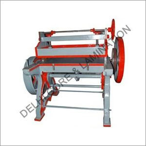 Paper Plate Circle Cutting Machinery