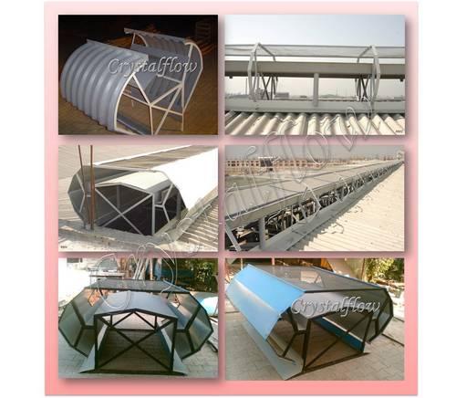 Ridge Ventilation System