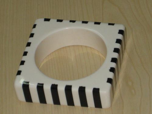 Bone Square Bangle