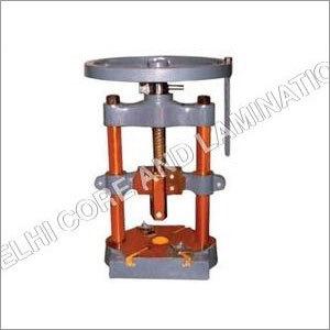 Hand Press Manual Machine