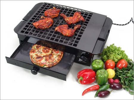 Commercial Electric Grill Tawa
