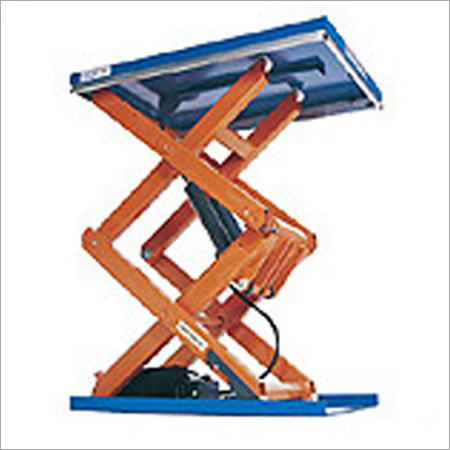 Hydro Electric Lifting Table