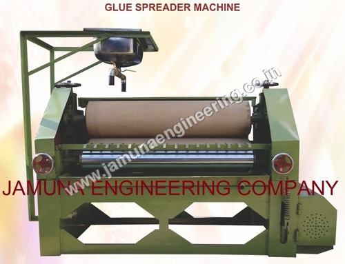 Glue Spreading Machine