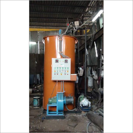 Soild Fuel Fired Thermic Fluid Heater