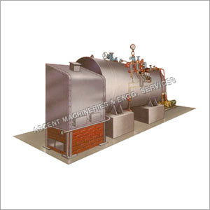 WASTE HEAT BOILER : IBR