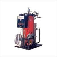 OIL FIRED STEAM BOILER : NON-IBR