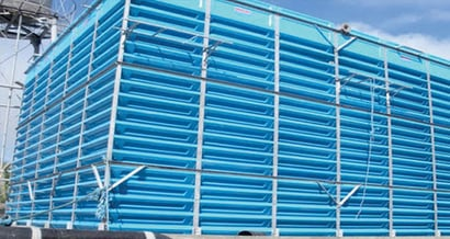 Fan Less & Fill Less Cooling Tower