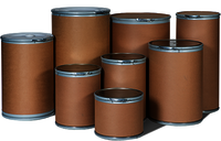 Thermocol Lined Fibre Drums