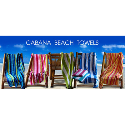 Stripes/Cabana Towels