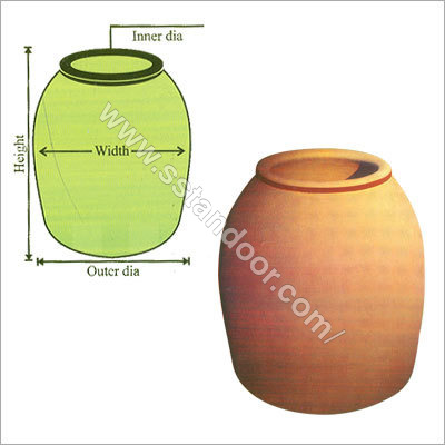 Indian Clay Tandoor