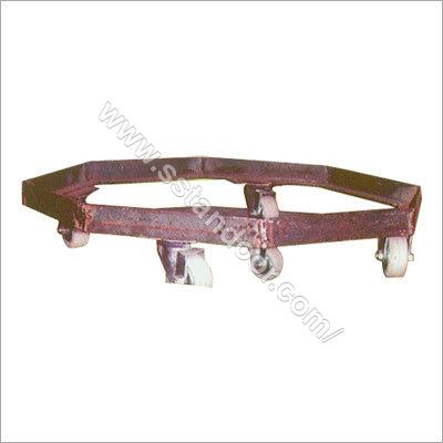 Round Mild Steel Tandoor Stand