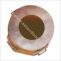 MS Round Drum Tandoor