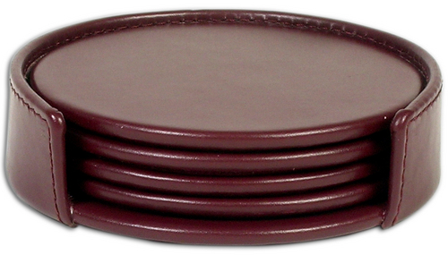 Leather Coaster