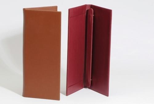 Leather Letter/File Holder