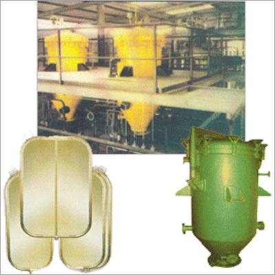 Hermetic Pressure Leaf Filter