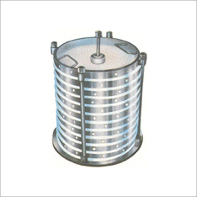 Horizontal Plate Filter