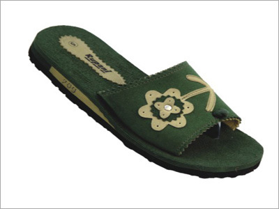 8aa609cca Fancy Leather Slippers