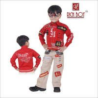 Kids Casual Cotton Wear